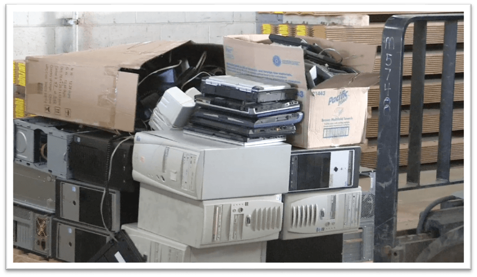 Household Hazardous Waste E-Waste