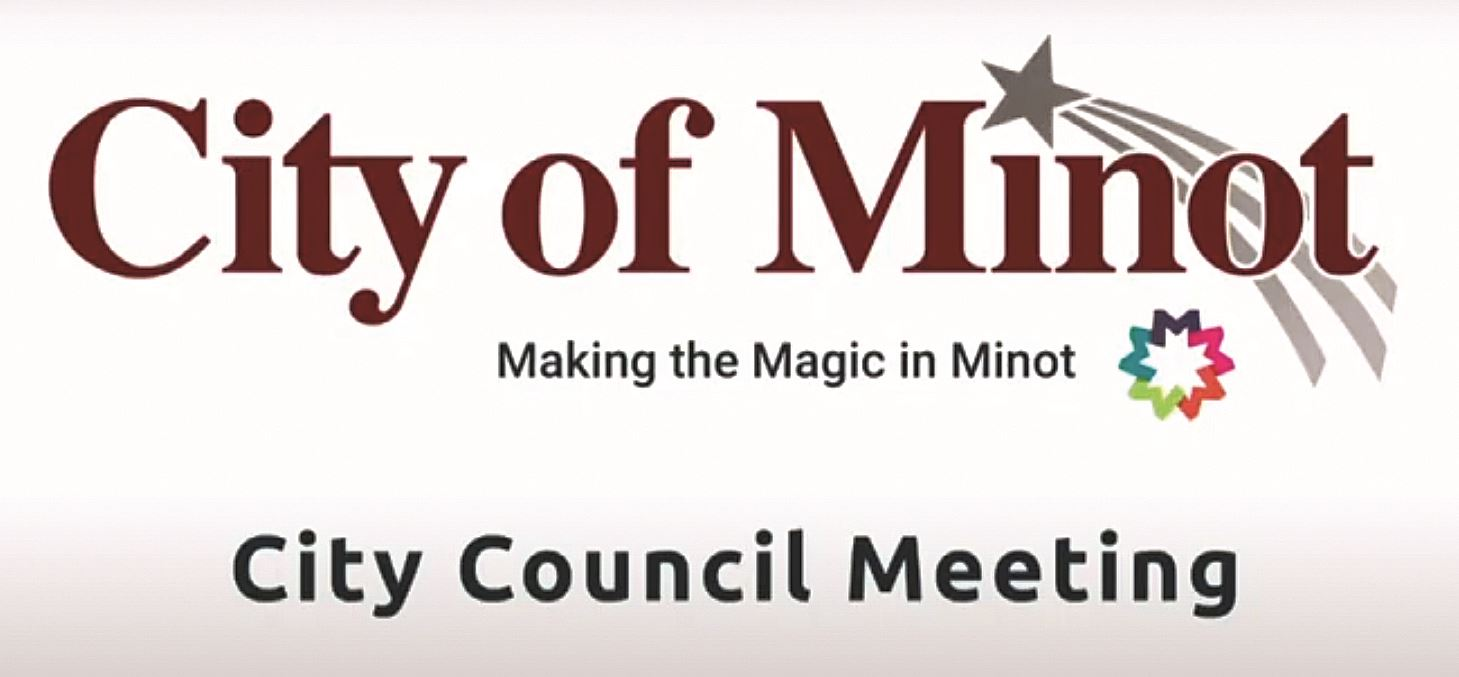 City Council meeting graphic